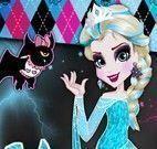 Elsa roupas das Monster High