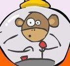 Macaco na nave espacial