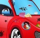 Limpar carro da Dora