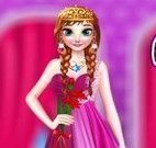 Princesa Anna roupas