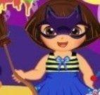Fantasia de Halloween Dora