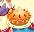 Fazer torta de abóbora