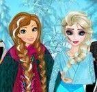 Curativos da Elsa e Anna