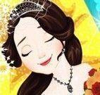 Anna princesa adormecida vestir