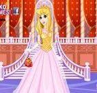 Vestir a princesa para o baile