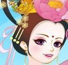 Vestir princesa chinesa