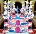 Decorar bolo de castelo
