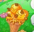 Atender clientes na sorveteria