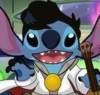 Vestir personagem Stitch