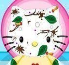 Hello Kitty banho