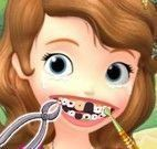 Princesa Sofia dentista