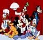 Restaurante da Disney