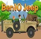 Andar de jeep com Ben 10