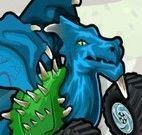 Carro dragão