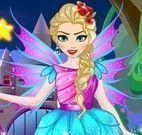 Vestir fada Elsa