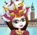 Máscara de carnaval de Veneza