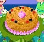 Receita de bolo de maça
