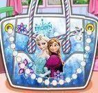 Decorar bolsa da Frozen