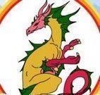 Pintar dragão