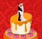 Bolo de casamento escolher decoração