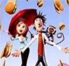 Tá chovendo hambúrguer 2 Flint Lockwood
