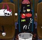 Limpar ônibus Monster High