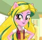 Lemon My Little Pony vestir