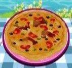 Preparar uma pizza gostosa