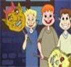 Pintar máscaras de halloween
