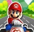 Mario aventuras no kart