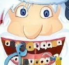 Dentista para Papai Noel