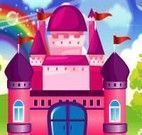 Decorar castelo da Barbie