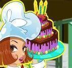 Desfrute de seu bolo de Amor