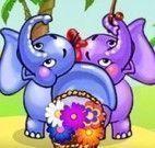 Flores dos elefante