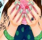 Pintar as unhas