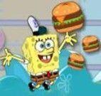 Bob Esponja hamburguer