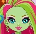 Venus Monster High maquiagem