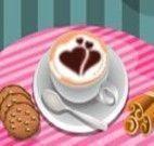 Decorar xícara de café