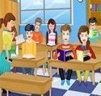 Namorar na sala de aula
