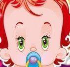 Limpar quarto do bebê