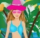 Barbie roupas de praia