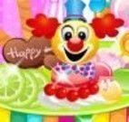 Fazer decoração do bolo de aniversário infantil