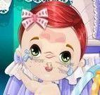 Bebê cuidados e moda