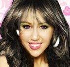 Maquiar e vestir Miley Cyrus