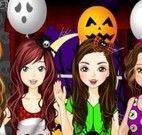 Campeonato de decoração de halloween