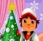 Subway Surfer natal
