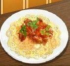 Receita de espaguete bolonhesa da sara