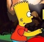 Bart no quadriciclo