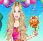 Barbie na festa de casamento