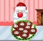 Receitas de cookies natalinos